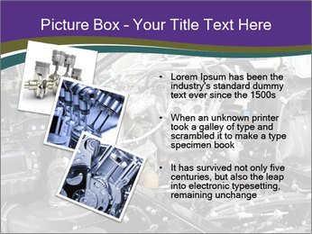 Engine PowerPoint Template - Slide 17