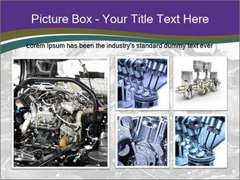 Engine PowerPoint Template - Slide 19