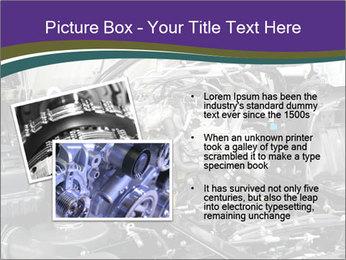 Engine PowerPoint Template - Slide 20