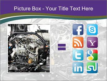 Engine PowerPoint Template - Slide 21