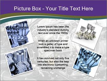 Engine PowerPoint Template - Slide 24