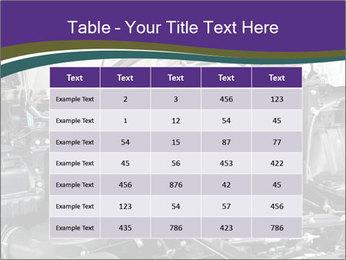 Engine PowerPoint Template - Slide 55
