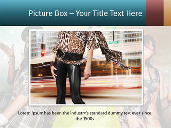 Dancing street party PowerPoint Templates - Slide 16