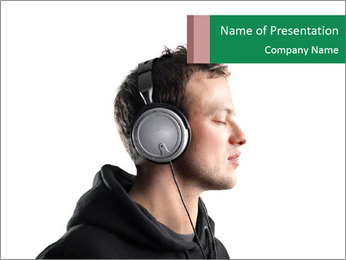 Music Passion Modèles des présentations  PowerPoint