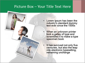 Music Passion PowerPoint Template - Slide 17
