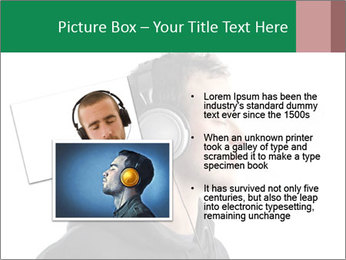 Music Passion PowerPoint Template - Slide 20