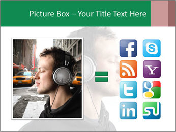 Music Passion PowerPoint Template - Slide 21
