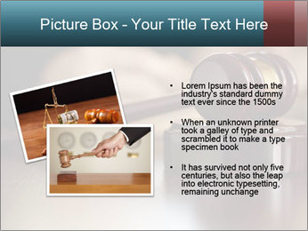 Legal Punishment PowerPoint Template - Slide 20