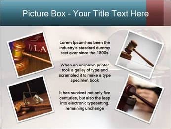 Legal Punishment PowerPoint Template - Slide 24