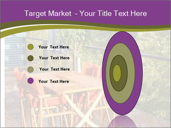 Table On Terrace PowerPoint Templates - Slide 84