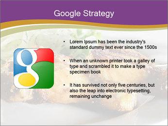 Grilled Chicken Legs PowerPoint Template - Slide 10