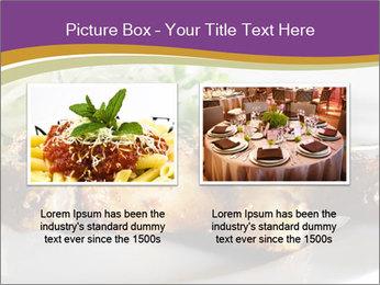 Grilled Chicken Legs PowerPoint Template - Slide 18