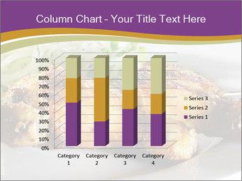 Grilled Chicken Legs PowerPoint Template - Slide 50