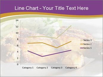 Grilled Chicken Legs PowerPoint Template - Slide 54