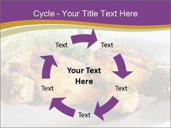 Grilled Chicken Legs PowerPoint Template - Slide 62