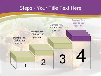 Grilled Chicken Legs PowerPoint Template - Slide 64