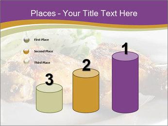 Grilled Chicken Legs PowerPoint Template - Slide 65