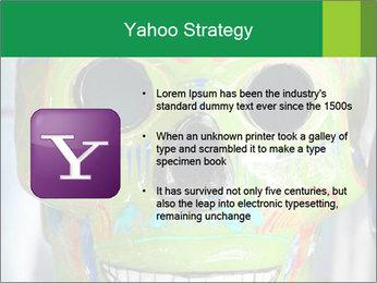 Skull PowerPoint Template - Slide 11