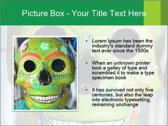 Skull PowerPoint Template - Slide 13