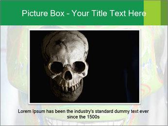 Skull PowerPoint Template - Slide 15