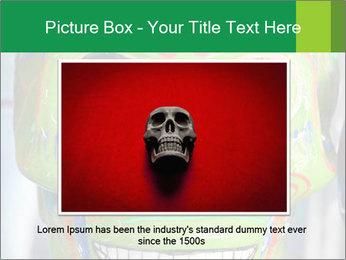 Skull PowerPoint Template - Slide 16