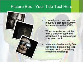 Skull PowerPoint Template - Slide 17