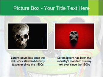 Skull PowerPoint Template - Slide 18