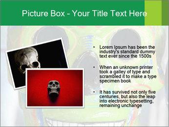 Skull PowerPoint Template - Slide 20