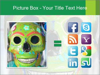 Skull PowerPoint Template - Slide 21