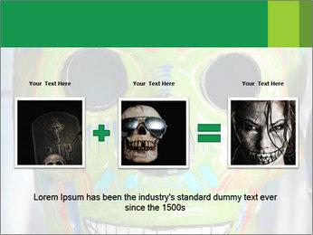 Skull PowerPoint Template - Slide 22
