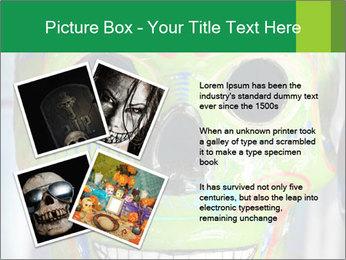 Skull PowerPoint Template - Slide 23