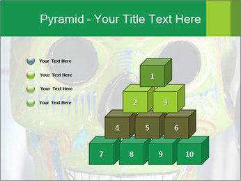 Skull PowerPoint Template - Slide 31