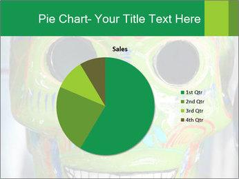 Skull PowerPoint Template - Slide 36