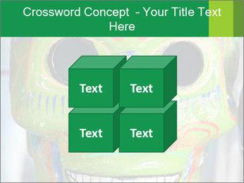 Skull PowerPoint Template - Slide 39