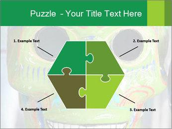 Skull PowerPoint Template - Slide 40