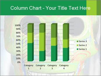 Skull PowerPoint Template - Slide 50
