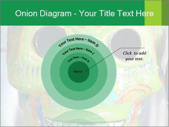 Skull PowerPoint Template - Slide 61