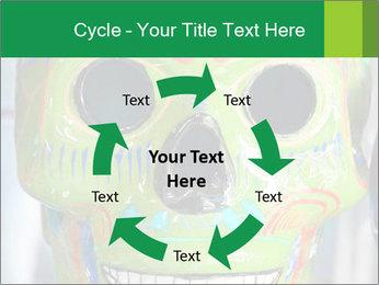 Skull PowerPoint Template - Slide 62