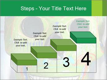 Skull PowerPoint Template - Slide 64