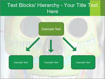 Skull PowerPoint Template - Slide 69