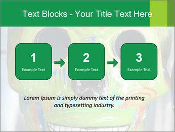 Skull PowerPoint Template - Slide 71