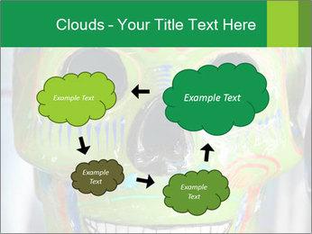 Skull PowerPoint Template - Slide 72