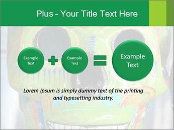 Skull PowerPoint Template - Slide 75