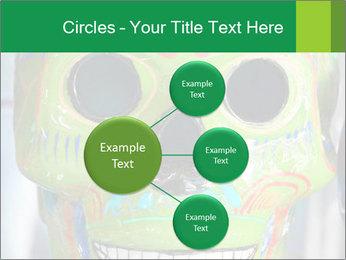 Skull PowerPoint Template - Slide 79