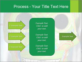 Skull PowerPoint Template - Slide 85