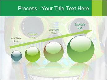 Skull PowerPoint Template - Slide 87