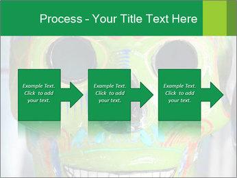 Skull PowerPoint Template - Slide 88