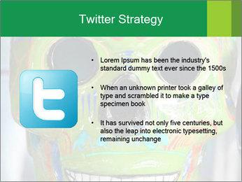 Skull PowerPoint Template - Slide 9