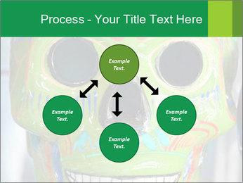 Skull PowerPoint Template - Slide 91