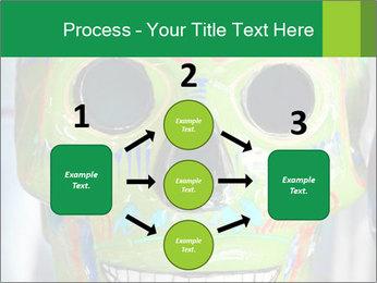 Skull PowerPoint Template - Slide 92